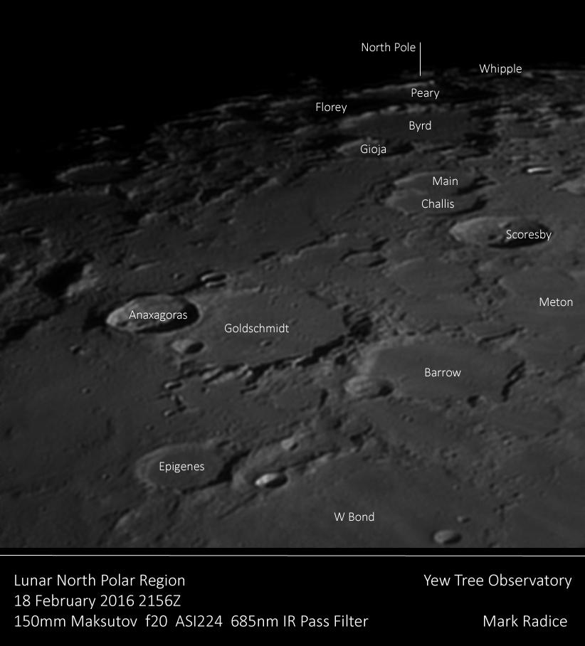 Lunar North Pole 20160218 labelled