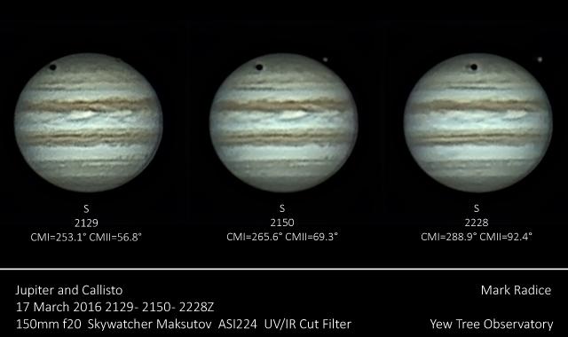Jupiter Calisto transit 20160317_Radice
