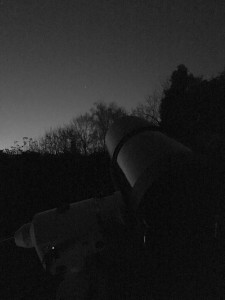 C11 Observing Jupiter before Dawn