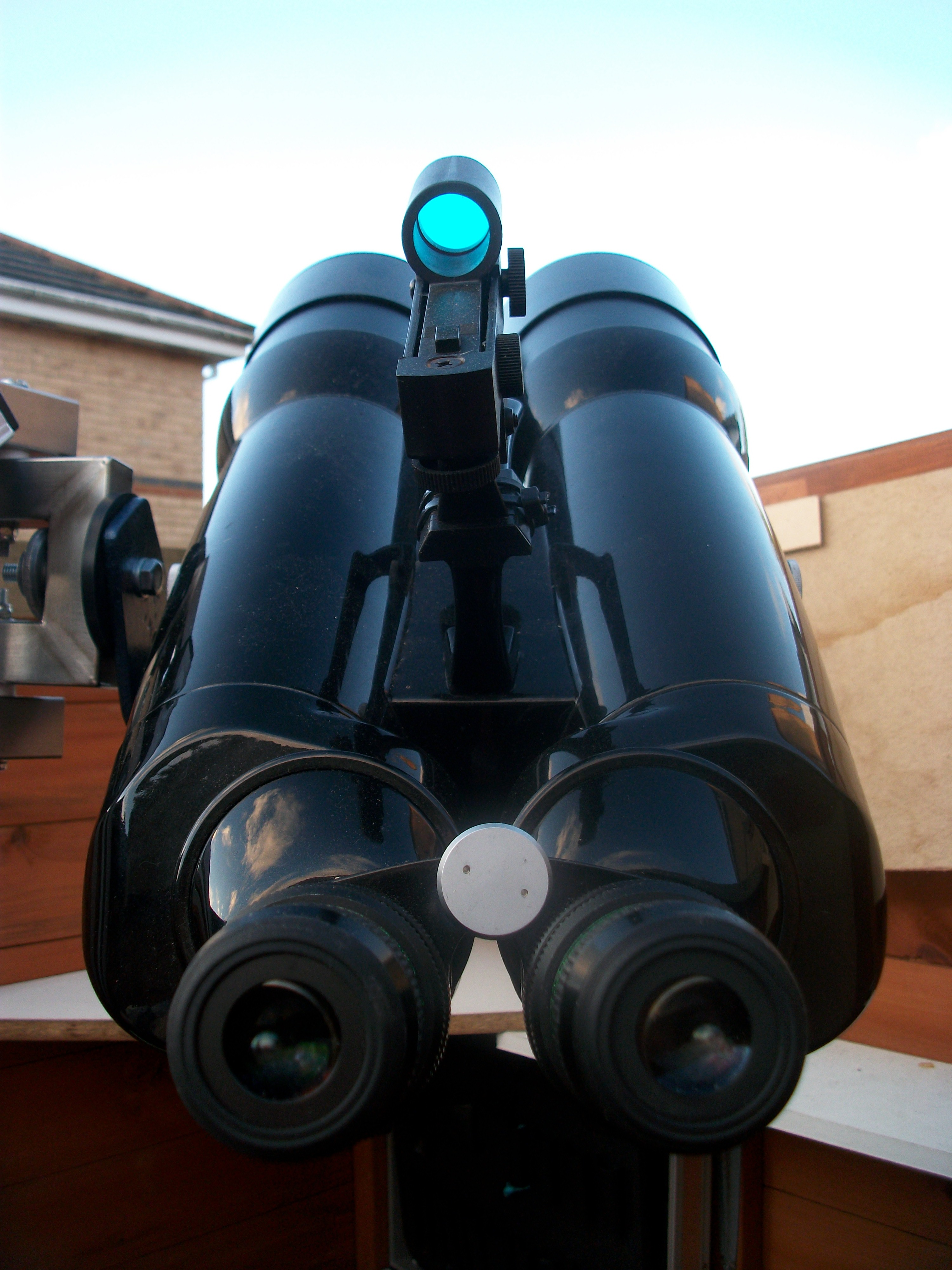 APM Binoculars ready for WSP